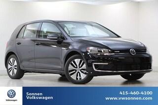 New 2019 Volkswagen e-Golf SE Hatchback WVWKR7AU6KW911894 for sale in San Rafael, CA