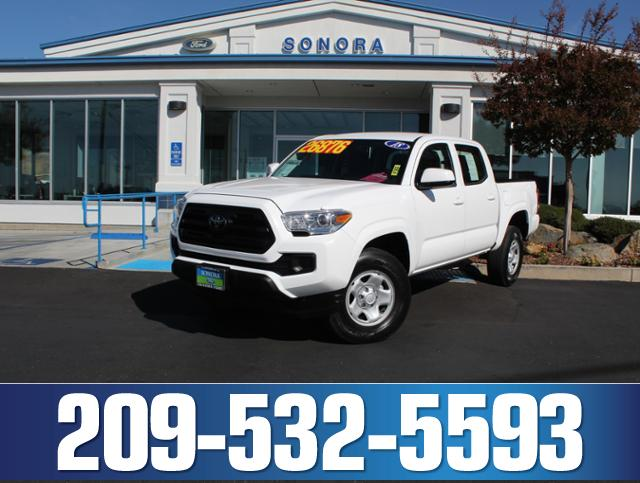 2018 Toyota Tacoma SR Double Cab 5 Bed I4 4x2 AT Crew Cab Pickup