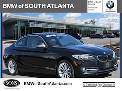 Used 2016 BMW 228i 228i RWD Sulev Coupe
