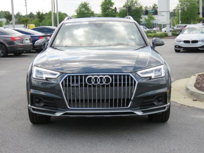 Pre Owned 2018 Audi A4 Allroad For Sale At Bmw Of South Atlanta
