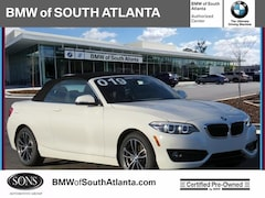 Used 2019 BMW 2 Series 230i Convertible
