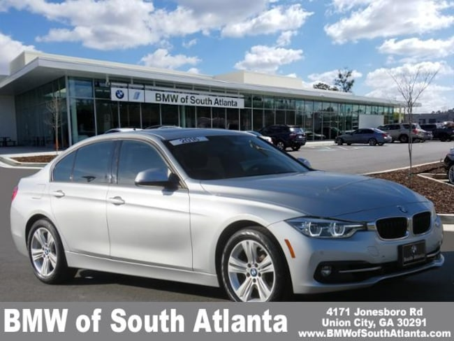 2016 BMW 328i 328i Xdrive AWD Sulev South Africa Sedan