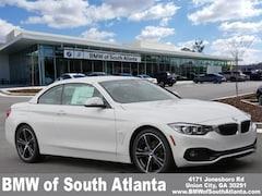 2019 BMW 4 Series 430i Convertible