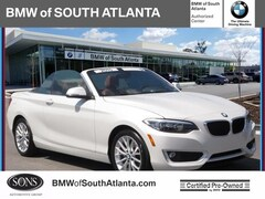 Used 2015 BMW 228i 228i RWD Convertible in Houston