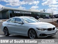 2019 BMW 4 Series 440i Gran Gran Coupe