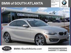 Used 2016 BMW 228i 228i RWD Sulev Coupe in Houston