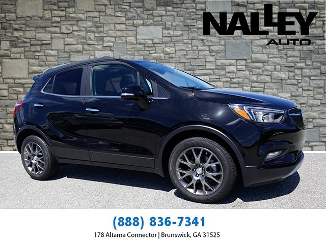 2019 Buick Encore Sport Touring FWD  Sport Touring