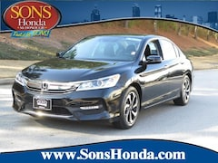 2016 Honda Accord I4 CVT EX-L w/Navi & Honda Sensing Pzev Sedan