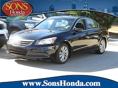 2012 Honda Accord I4 Auto EX-L Sedan