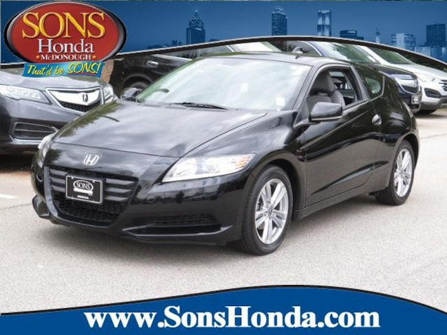 2012 Honda CR-Z Man Coupe