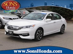 2016 Honda Accord I4 CVT EX Sedan