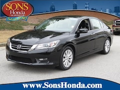 2015 Honda Accord I4 CVT EX-L w/Navi Sedan