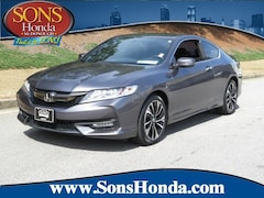 2016 Honda Accord I4 CVT EX Coupe
