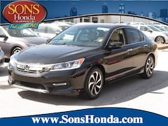 2016 Honda Accord I4 CVT EX-L Sedan