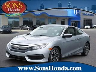 2018 Honda Civic LX Coupe