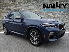 2018 BMW X3 M40i M40i Sports Activity Vehicle