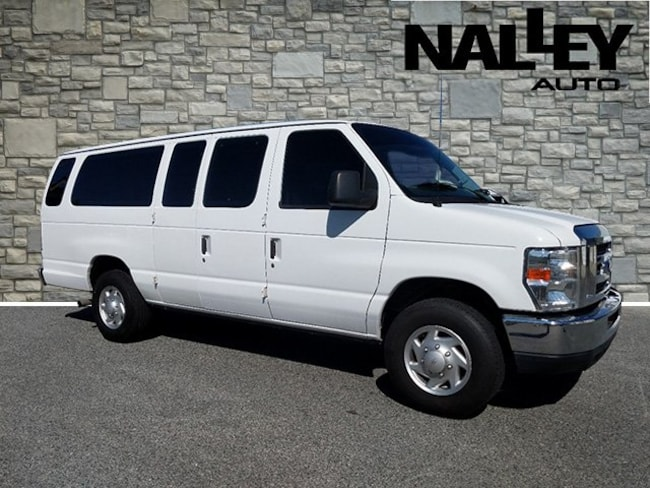 2014 Ford Econoline Wagon XLT E-350 Super Duty Ext XLT