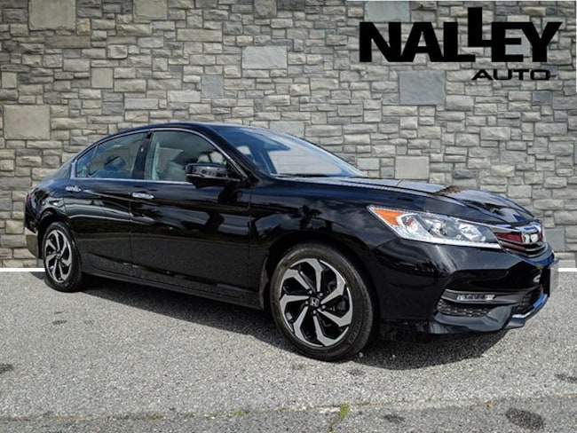 2017 Honda Accord Sedan EX-L V6 EX-L V6 Auto