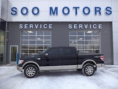 2009 Ford F-150 King Ranch Crew 4x4 Truck SuperCrew Cab