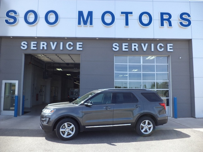 2016 Ford Explorer XLT 4WD 202A SUV