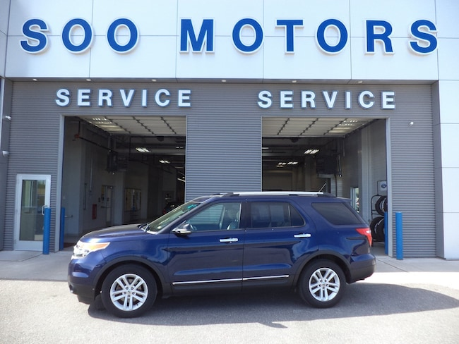 2011 Ford Explorer XLT FWD 202A SUV