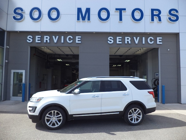 2017 Ford Explorer Limited AWD SUV