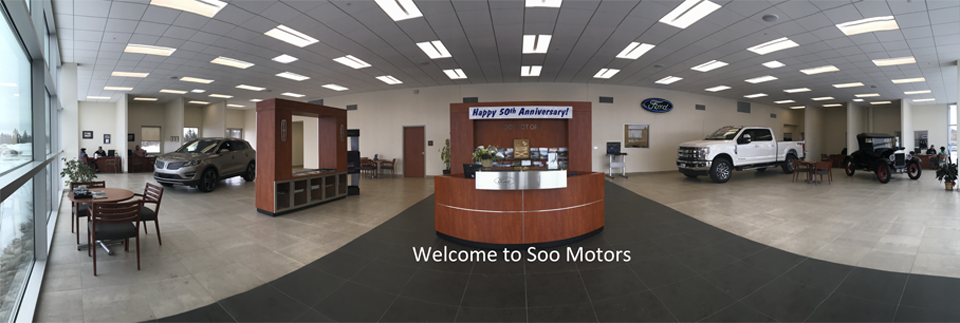 about soo motors inc a ford dealership in sault ste marie