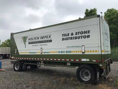 2005 Durabody Collapse sides trailer Folding/collapsing sides