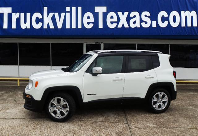 2018 Jeep Renegade LIMITED FWD Sport Utility