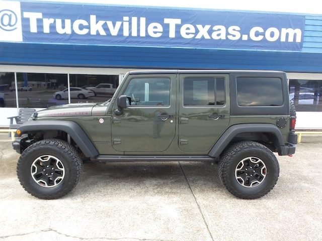 Used 2015 Jeep Wrangler Unlimited For Sale at Sour Lake Motor