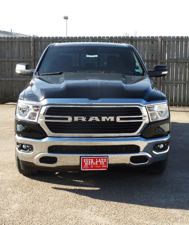 New 2019 Ram 1500 BIG HORN / LONE STAR CREW CAB 4X2 5'7 ...