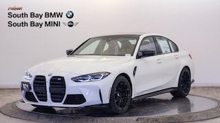 New 2021 BMW M3 Base Sedan for sale in Torrance, CA at South Bay BMW
