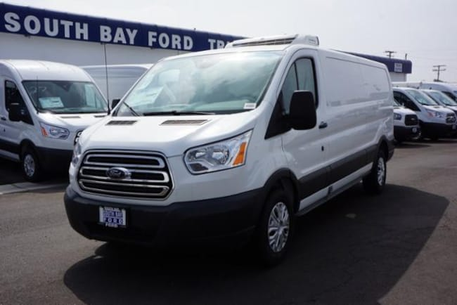 2017 Ford Transit-350 w/60/40 Pass-Side Cargo-Doors Van Low Roof Cargo Van