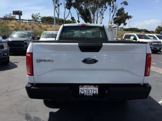 Used 2016 Ford F-150 For Sale at South Bay Ford Lincoln