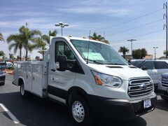 2019 Ford Transit-350 Cab Chassis Base w/10,360 lb. GVWR Truck