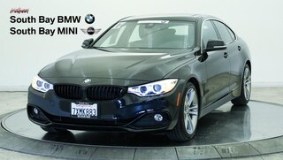 Used 2017 BMW 430i w/SULEV Gran Coupe for sale in Torrance, CA at South Bay MINI