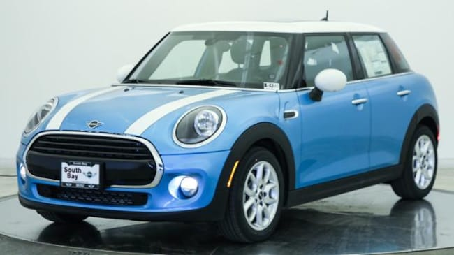 2019 MINI Hardtop 4 Door Cooper Signature Hatchback
