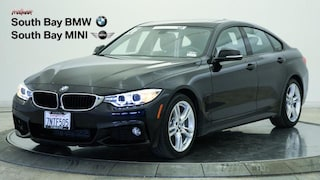 Used 2016 BMW 428i w/SULEV Gran Coupe for sale in Torrance, CA at South Bay MINI