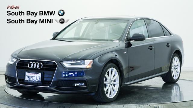 2015 Audi A4 2.0T Premium (Multitronic) Sedan