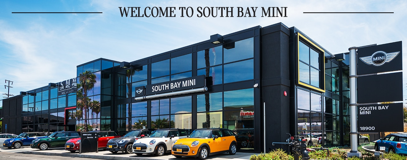 Mini Cooper Dealers >> South Bay Mini New And Pre Owned Mini Dealership In Torrance Ca