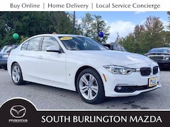 Used 2018 BMW 3 Series For Sale in St. Johnsbury