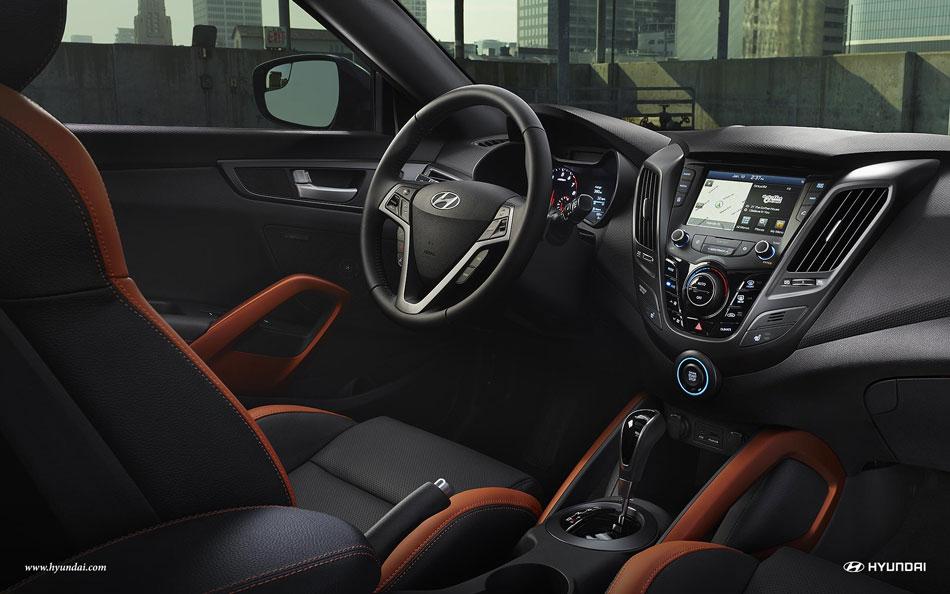 SHIFTRONIC Hyundai Veloster