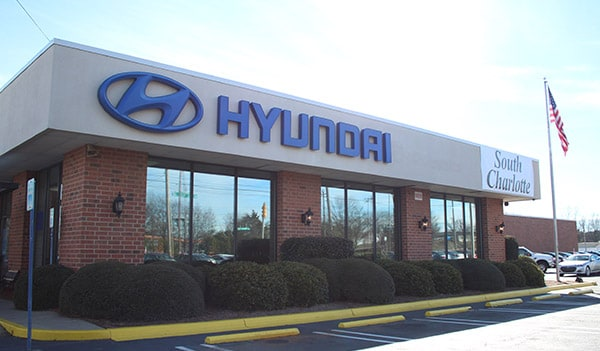 South Charlotte Hyundai Dealership