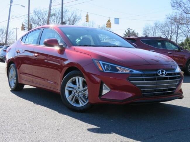 2019 Hyundai Elantra Value Edition Sedan