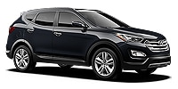 2016 Hyundai Santa Fe For Sale or Lease In North Carolina title=
