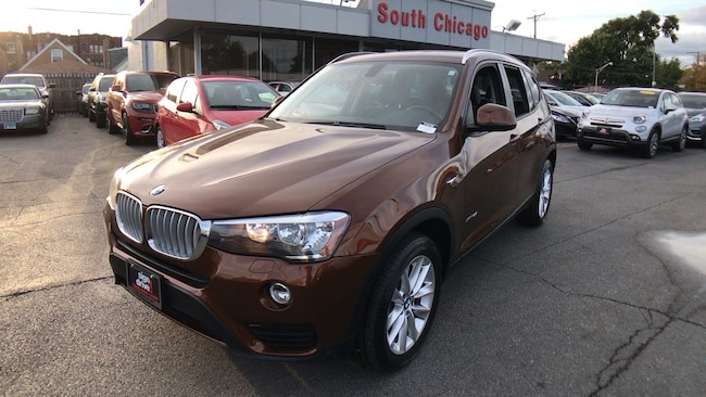 used 2017 bmw x3 xdrive28i for sale in chicago, il | near oak