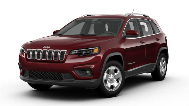New 2019 Jeep Cherokee LATITUDE FWD Sport Utility for sale in Chicago, IL