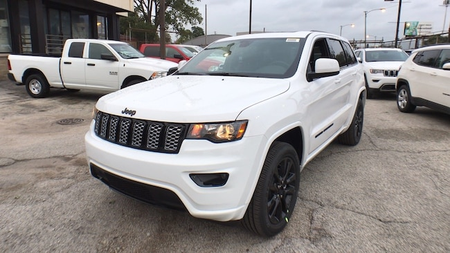 New 2019 Jeep Grand Cherokee ALTITUDE 4X4 Sport Utility for sale in Chicago, IL