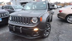 New 2018 Jeep Renegade LATITUDE 4X4 Sport Utility in Chicago