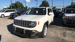 New 2018 Jeep Renegade LATITUDE 4X2 Sport Utility in Chicago